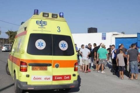 Και δεύτερος τραυματίας στην Αλικαρνασσό