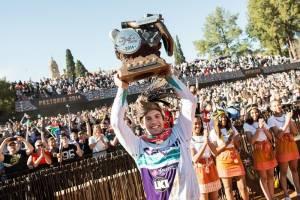 Red Bull X-Fighters Νότια Αφρική: Ο Sheehan νικητής