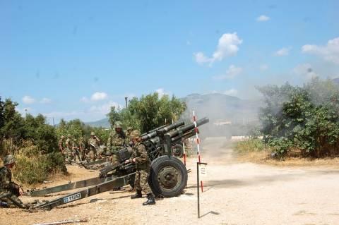 «Τα βρόντηξαν» οι πυροβολητές: Αποστολή εξετελέσθη - Κάνη καθαρή (pics)