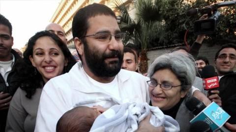 Αίγυπτος: Ελεύθερος με εγγύηση εξέχων ακτιβιστής