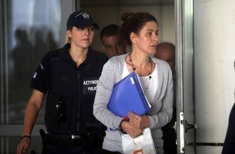 Απορρίφθηκε η αίτηση αποφυλάκισης της Αρετής Τσοχατζοπούλου