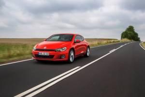 Volkswagen: Νέο Scirocco