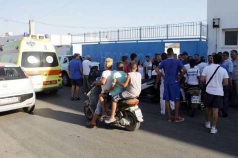 Η ανακοίνωση της Αστυνομικής Διεύθυνσης Ηρακλείου για τα επεισόδια b17b66656e0