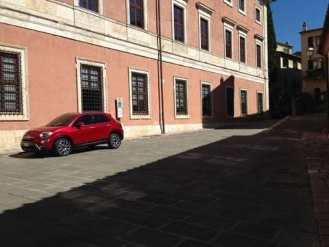 Fiat: Αυτό είναι το 500X
