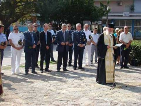 Πρέβεζα: Τιμήθηκε η μνήμη των Ελλήνων της Μικράς Ασίας