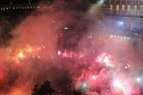 Mundobasket 2014: Απίστευτη υποδοχή στο Βελιγράδι