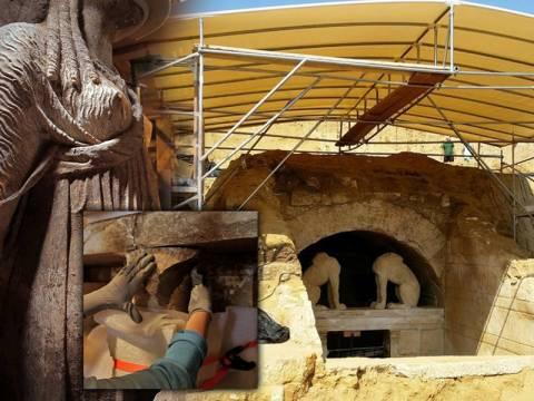 Αμφίπολη: Εμπόδια στο δρόμο για το μυστικό του τάφου