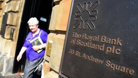 Σκωτία: Εφοδιάζουν μυστικά με εκατομμύρια τις τράπεζες