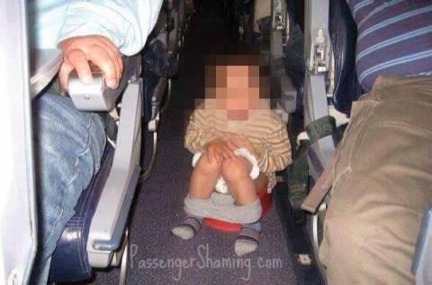 Το Instagram ντροπιάζει τους χειρότερους επιβάτες όλων των εποχών! (pics)