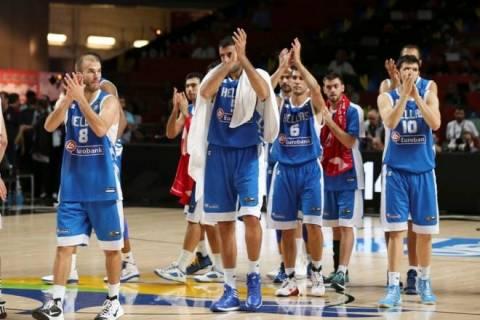 Mundobasket 2014: Κατρακύλησε η Ελλάδα