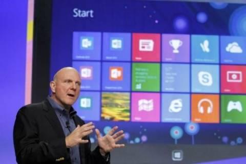 Η Microsoft παρουσιάζει τα νέα Windows