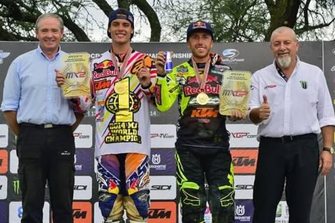 KTM: Παγκόσμια πρωταθλήτρια στο Motocross