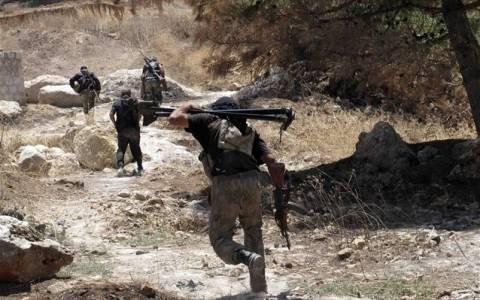 Σύροι αντάρτες κατέλαβαν τη συριακή πλευρά του Γκολάν
