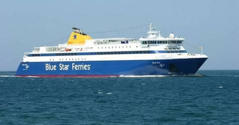 Δονούσα: Κάνει θραύση στο youtube - Καπετάνιος σχημάτισε σταυρό στη θάλασσα