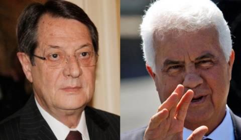 Κυπριακό: Σε εξέλιξη η συνάντηση Αναστασιάδη-Έρογλου