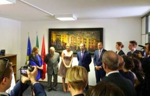 Κοινό προξενείο Αλβανίας - Κοσσυφοπεδίου στο Μιλάνο