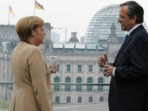 Σαμαράς: Πάει στη Μέρκελ να πει για τον Τσίπρα!