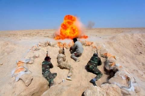 Ιράκ: Πάνω από 50 μαχητές του Ισλαμικού Κράτους νεκροί σε διπλή αεροπορική επίθεση