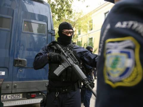 «Πρόβα» επίθεσης με χειροβομβίδα εναντίον αστυνομικών;