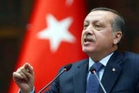 Ερντογάν: Δεν υποστηρίζουμε τους ισλαμιστές