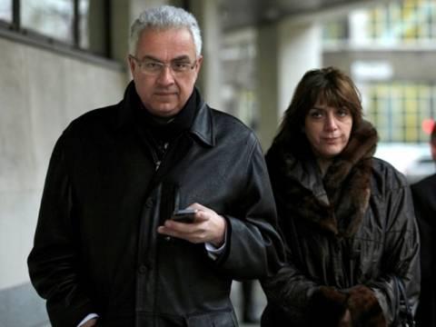Στην Αθήνα το ζεύγος Γριβέα – Συνελήφθη στο Ελ. Βενιζέλος