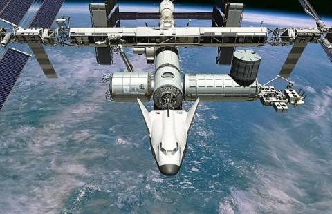 H NASA παρουσίασε τα «ταξί του διαστήματος»