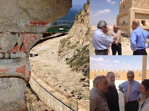 Θ. Μητρόπουλος για Αμφίπολη: Έχω την πεποίθηση ότι ο τάφος είναι του Μέγα Αλέξανδρου
