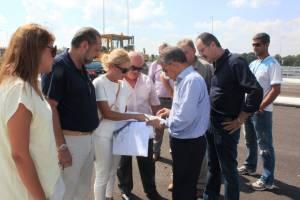 Στη Λάρισα ο μεγαλύτερος κυκλικός κόμβος στην Ελλάδα
