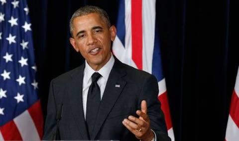 Μήνυμα του Ομπάμα σε Σκωτία: «Ηνωμένο Βασίλειο… μείνε ενωμένο»