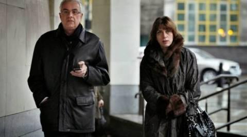 Ενώπιον του ανακριτή κατά της διαφθοράς το ζεύγος Γριβέα