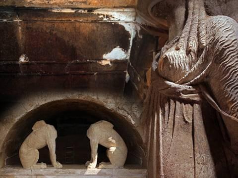Αμφίπολη: Ραγδαίες εξελίξεις από το ταφικό μνημείο