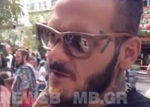 Παύλος Φύσσας: Δείτε τι δηλώνει στο newsbomb.gr το «Θηρίο»