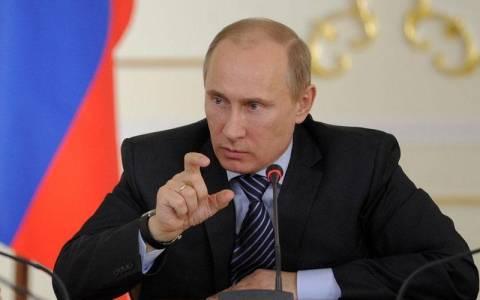 Πούτιν: Οι κυρώσεις παραβιάζουν τις αρχές του Παγκόσμιου Οργανισμού Εμπορίου