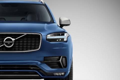 Volvo: Νέο XC90 R-Design