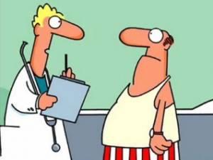 Το ανέκδοτο της χρονιάς: «Γιατρέ μου, έχω μικρό...»