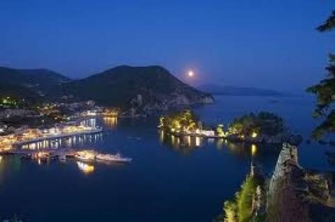 Η Πάργα στην τρίτη θέση των επιλογών των Ελλήνων για τις διακοπές