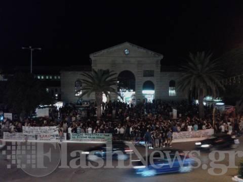 Παύλος Φύσσας: Η Κρήτη λέει «στοπ» στο φασισμό