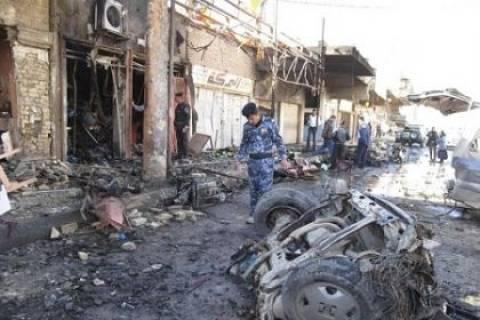 Ιράκ: Πολύνεκρες επιθέσεις καμικάζι