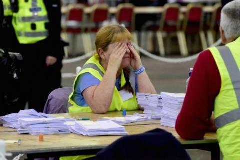 Σκωτία: Ρεκόρ ψηφοφόρων στο δημοψήφισμα