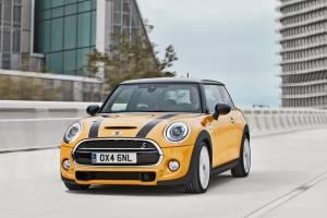 MINI: το «Πιο Όμορφο Αυτοκίνητο του 2014» στην κατηγορία του