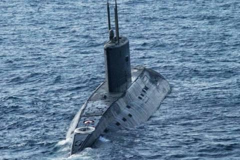 Ρωσία: Το υποβρύχιο Νοβοροσίσκ στο στόλο της Μαύρης Θάλασσας