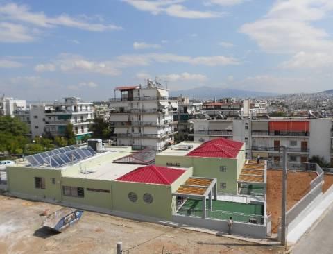 Δήμος Ιλίου: Ολοκληρώνεται ο12ος  βρεφονηπιακός σταθμός