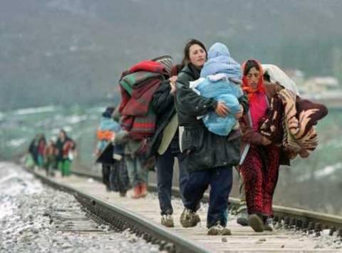 Bloomberg: Αναγκαία μια κοινή ευρωπαϊκή πολιτική για τους πρόσφυγες