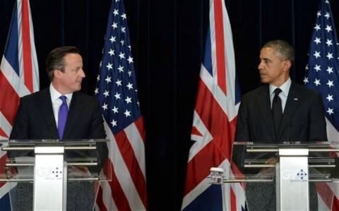 ΗΠΑ: Ο Ομπάμα χαιρέτισε την απόφαση των Σκωτσέζων