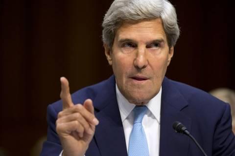 Κέρι: Σημαντικό το Ιράν στη μάχη κατά του ΙΚ