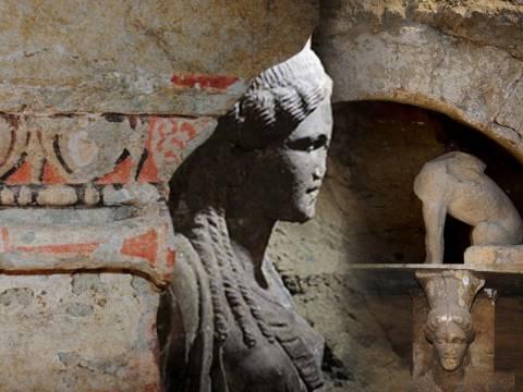 Αντίστροφη μέτρηση για την αποκάλυψη του μυστικού της Αμφίπολης
