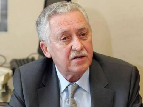 Κουβέλης: Δεν ενδιαφέρομαι για την Προεδρία της Δημοκρατίας