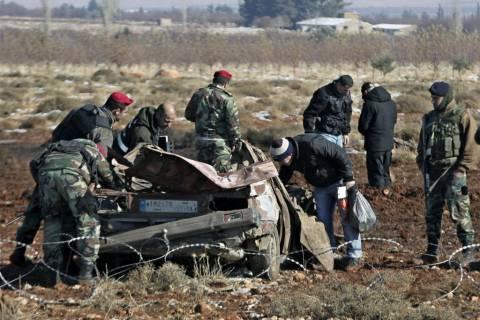 Βομβιστική επίθεση στον Λίβανο