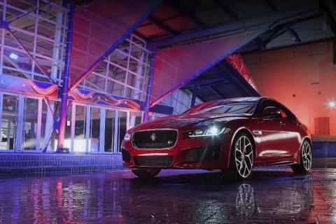 Jaguar: Πρώτη εμφάνιση για τη Jaguar XE