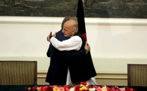 Αφγανιστάν: Συμφωνία για... μοιρασιά της εξουσίας